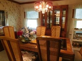 Another  view  of  Bernhardt  dining  room  set