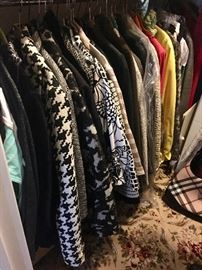 Lots of women's clothes, better labels