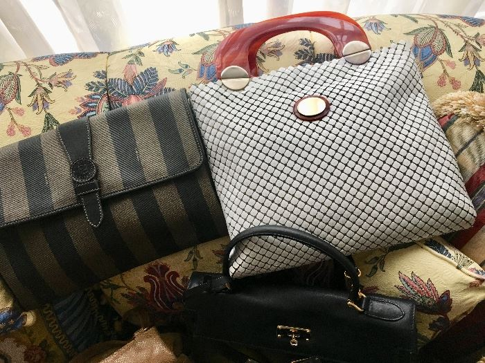 Fendi & vintage bag