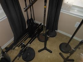 Drum/mic stands