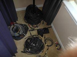 Mic cords