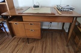 Hooker Furniture Company Floating Desk.