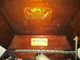 Original Wurlitzer store tag!
