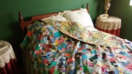REAL PATCHWORK QUILT