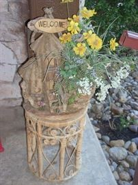 Garden items, plants, household items, ...