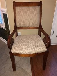 Bassett Captain's Chair