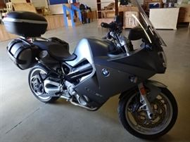 2008 BMW F800ST Motorcycle