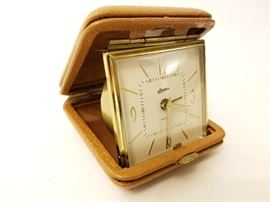 Vintage Linden Alarm Clock (In case)    http://www.ctonlineauctions.com/detail.asp?id=703760