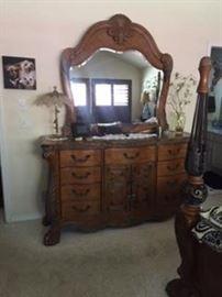 Empire style Dresser/ Furniture