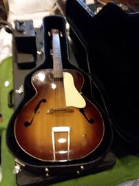 1940's Kamico Zed Archtop Guitar