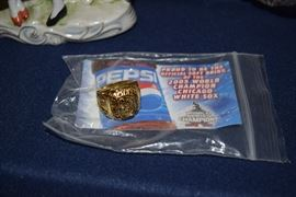 World Series Champion White Sox 2005 Ring
