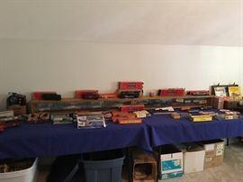 Vintage Lionel Trains