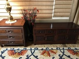 Chest and Cabinet