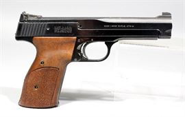 Smith & Wesson Model 41 Pistol, .22 LR, SN# 19631, Includes 1 Mag