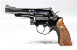 Smith & Wesson Model 19-2 Combat Magnum Revolver, .357 Magnum, SN#K522701