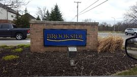In the Brookside sub condos, off Farmington Rd.  between 7 mile and 8 mile.