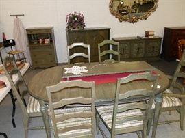 Stanley dining room suite