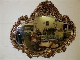 This mirror is huge!