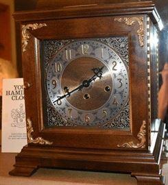 Hamilton Clock Front