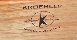 Kroehler Bedroom Dresser  Chest