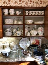 Lenox Butterfly Meadows china set