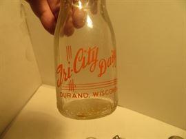Durand Milk  Bottle