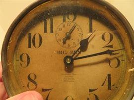 Big Ben Clock Westclox