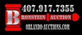 Bronstein Auction Logo