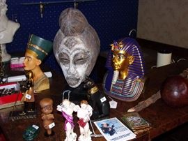 Variety of Museum reproductions