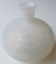 Period R. Lalique French Art Glass Collection Sold as Multiple Lots from a Private Home.