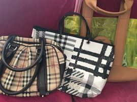 Burberry bags