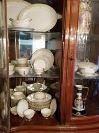 LIMOGE CHINA SET