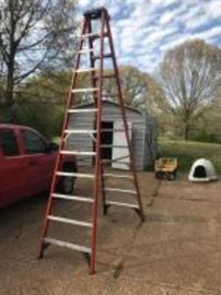 16 foot ladder