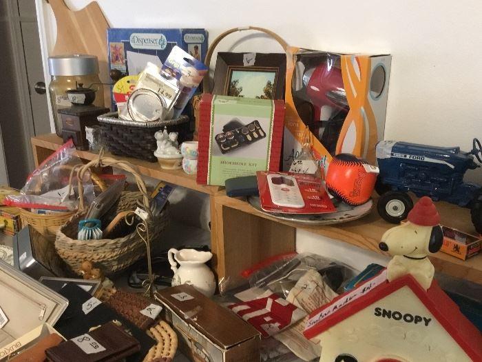 Toys & miscellaneous