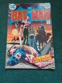 Batman no. 244