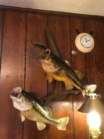 #10 Double Fish on one board $200.