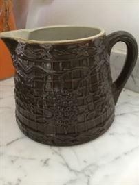 Antique Italian pottery $60