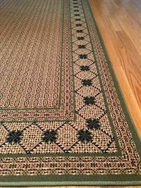 Custom Made Area Rug from Pompanoosuc Mills