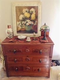 Antique 3-Drawer Chest in Great Condition