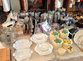 Kitchen Items Galore