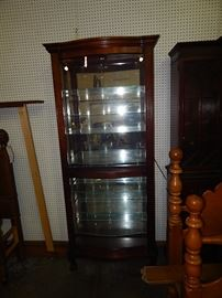 bedroom sets, dining sets, sofas, leather recliners, housewares, antiques, silver, collectibles, curio cabinets
