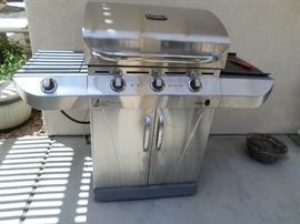 Stainless Commecical Char Broil Grill