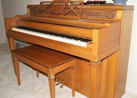 Piano.  Item #006