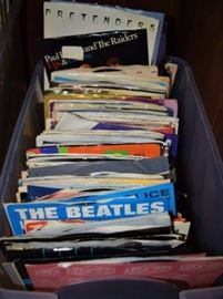 60s and 70s vintage 45s