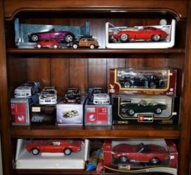 1:24 Scale Cars