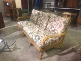 Heywood Wakefield  Mid-Century Sofa