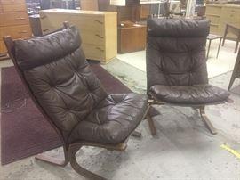 Pair of Westnofa Siesta Chairs