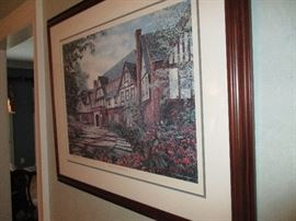Sedgefield Country Club print