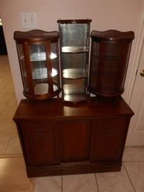 small nick display cabinets