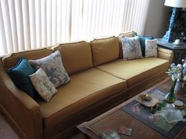 Full size formal sofa